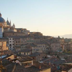 Duomo e tetti di Siena