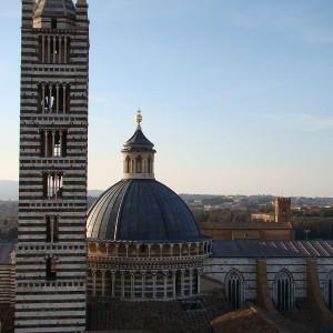 Cathédrale: Tour et Dôme