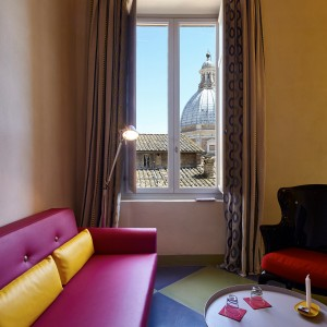 Hotel Siena Palazzetto Rosso suite 4