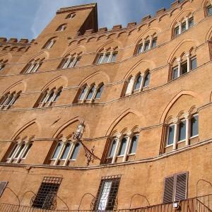 Palazzo Sansedoni - Piazza del Campo Siena city center hotel siena centro - Palazzetto Rosso