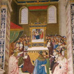 Pinturicchio - Libreria Piccolomini in Duomo