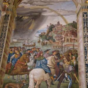Pinturicchio - Libreria Piccolomini dans la Cathédrale