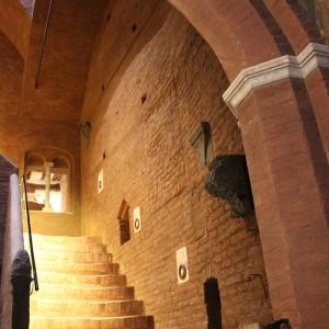 Hotel Palazzetto Rosso - Scalinata interna