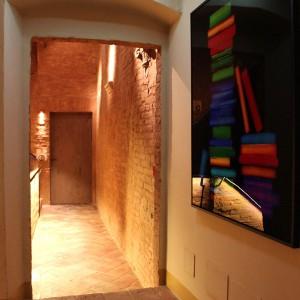Hotel Palazzetto Rosso - Angolo lettura