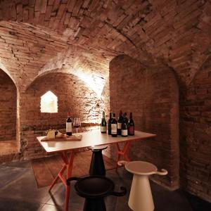 Hotel Palazzetto Rosso - Cavntina degustazione vini