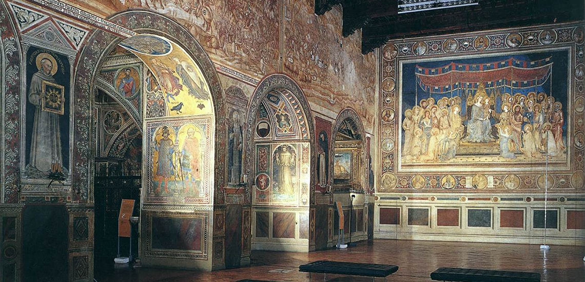 Il museo civico siena