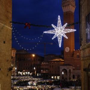 Siena Natale - Hotel Palazzetto Rosso nel centro storico