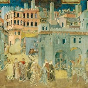 Lorenzetti,_Ambrogio._Effeti_del_buon_governo_in_città